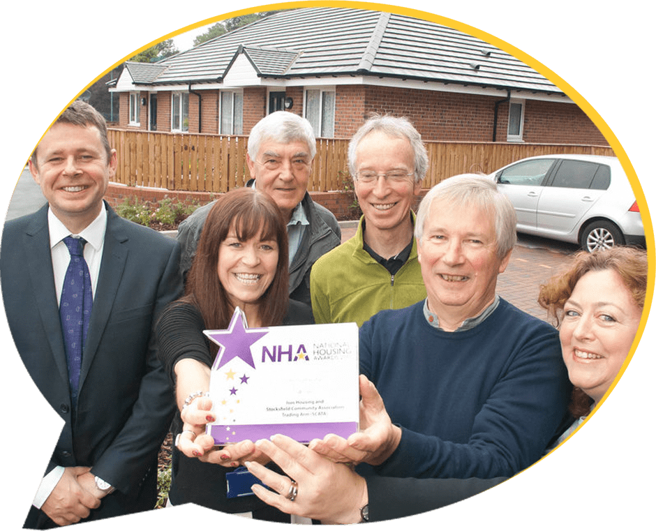 Community Led Housing Northumberland | Communities CAN